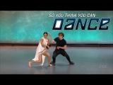 Luke Dryjski Dances with Vanessa Hudgens on So You Think You Can Dance Season 14 2017