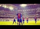 Реакция стадиона на гол и празднование Лео Месси