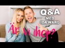 Q/A Är vi tillsammans? - MED IDA WARG VIKTOR FRISK