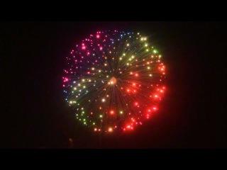 関原まつり 大花火大会 2015 長岡市 Sept/20.(Sun) Firework Shells:Size,8 in~12 inches. Katakai Fireworks CO., LTD
