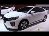 2017 KIA Ioniq Plug In Hybrid - Exterior and Interior Walkaround - 2016 Paris Motor Show