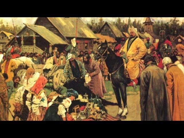 Монголо-татарское иго (рассказывает историк Игорь Данилевский)