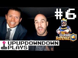 [#BMBA] THE MIZ schools Cesaro with a Wizard-Goblin 1-2 punch!!!: Clash with Cesaro #6 — UpUpDownDown Plays