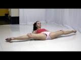 contortion gymnastic stretch flexibility amazing contortionist | extreme flexilady model yoga