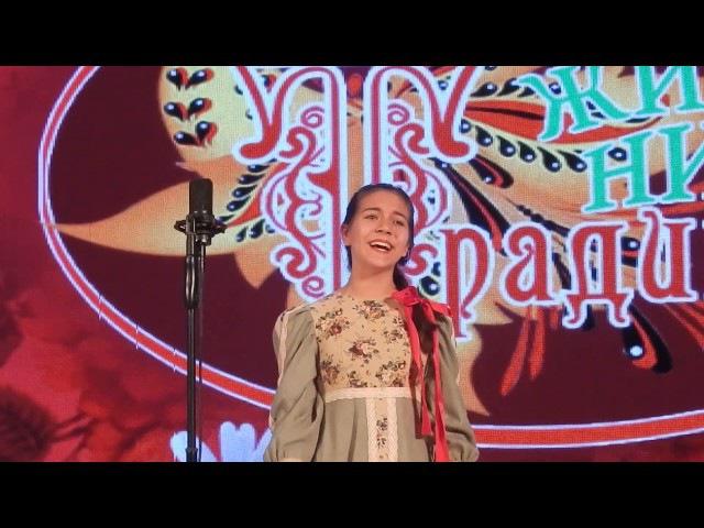 Фестиваль народной песни в Комсомольске 2016