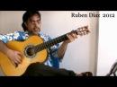 Modern Harmony in Flamenco (5) Ruben Diaz CFG studio / V7 to bIII*, bVII* , bVI* / Malaga Guitar