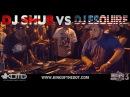 KOTD - Dj Battle - DJ Shub vs DJ Esquire WD3
