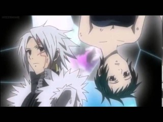 D.Gray Man AMV (Animal I Have Become)