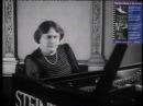 Myra Hess plays Beethoven Appassionata Sonata in F minor Op 57 - 1st mvt