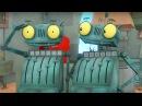 Мультфильм для детей про роботов- Храброе сердце – Расти №2 – О рыцарях