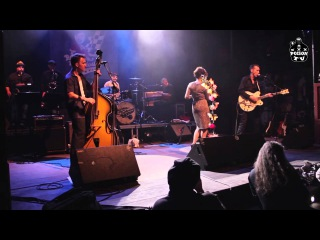The Hillbilly Moon Explosion - Jackson - live Bilbao 2015 (HQ Sound)