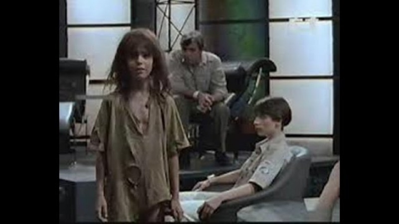 Nesmluvena setkani Malyš Maugli scifi 1995 CZ