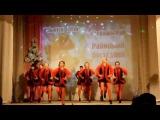 Районный последний звонок-2016.  Танцевальный коллектив