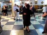 Martha Anton and El Gallego Manolo dancing Swing - Glorias Argentinas, October 16, 2010