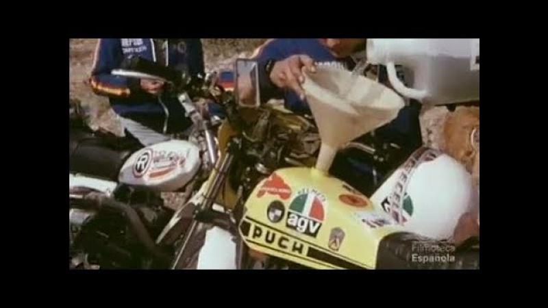 Motocross del Valles, Prueba Montesa 125 cc y Vuelta a España en moto de campo