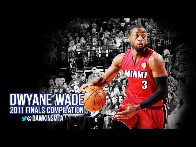 Dwyane Wade Full Series Highlights in 2011 Finals vs Mavericks - NASTY 26.5 PPG, 5 APG 1.5 BPG!