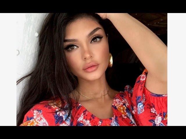 ЖЕНСКИЕ СЕКРЕТЫ - Selena Gomez Makeup Bold Wing Liner Nude Lips! 2017