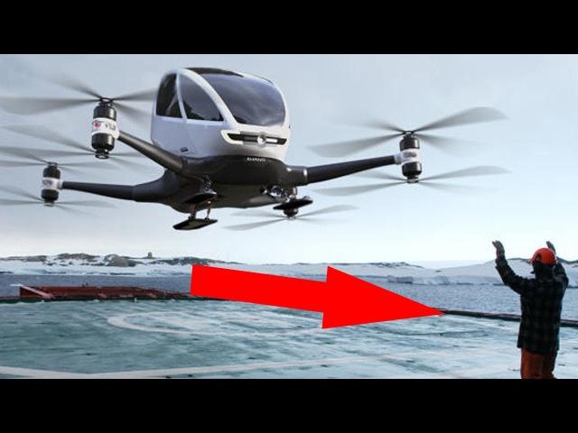 5 новых удивительных дронов
