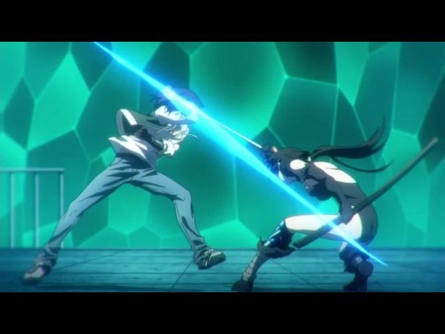 Fight Seiga and Cara. Part 3.Last.