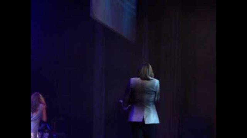 Дмитрий Маликов Звезда моя далёкая Концерт в Екатеринбурге 19 октября 2010 год