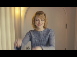 Emma Stone Play With Nitrocellulose :3