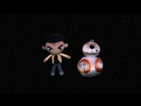 Coming Soon  Star Wars Galactic Plushies! Funko POP Russia Фанко ПОП Россия