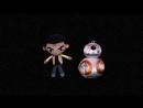 Coming Soon Star Wars Galactic Plushies! Funko POP Russia Фанко ПОП Россия