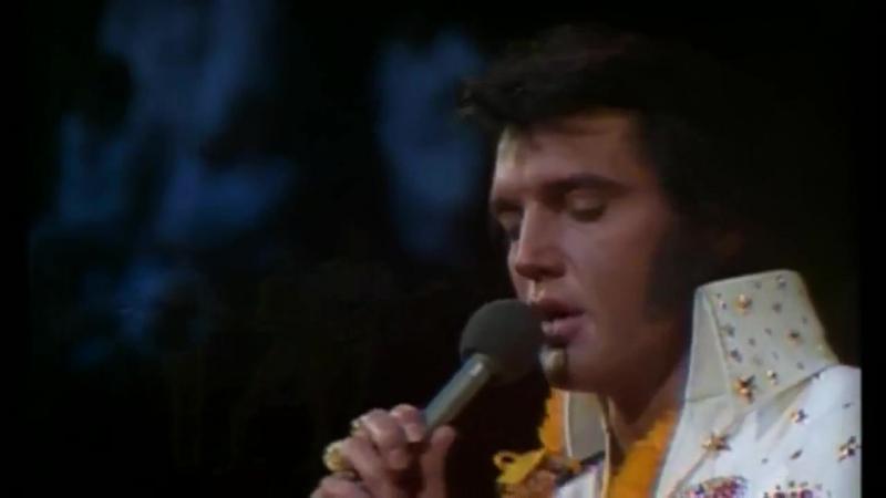 Elvis Presley (Э́лвис Пре́сли) - My Way (Frank Sinatra cover)