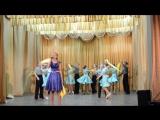 Иваненко Мария и школьный хореографический ансамбль ЗОШ 55