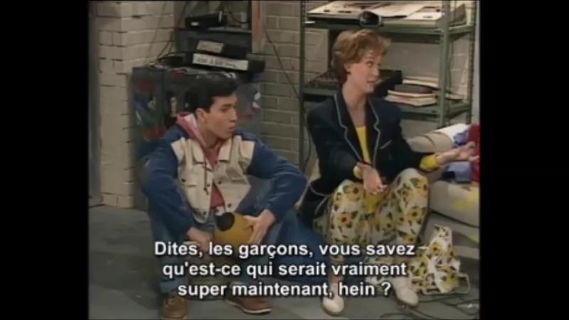 Французская грамматика по сериалу Элен и ребята Conditionnel Présent