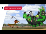 Transformers Robots in Disguise  Season 2  Meet the Decepticons