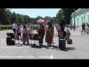 Музыка перуанских индейцев в Москве. ВДНХ-июнь-2015кайф! 1