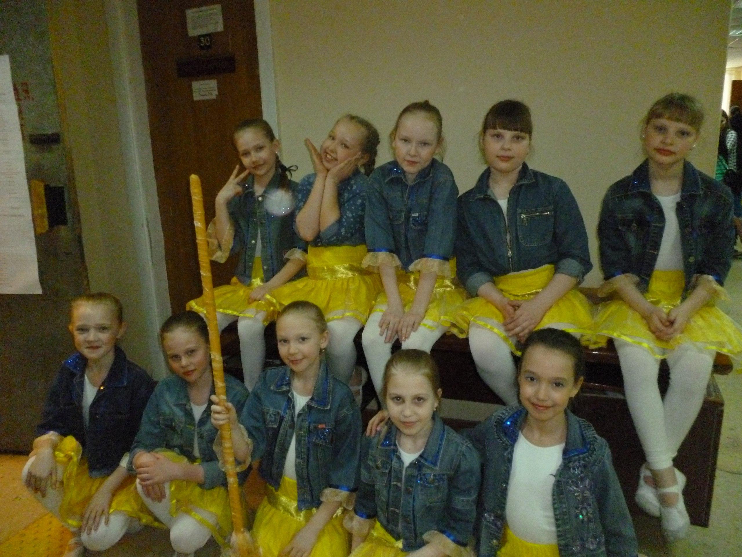 Танц-класс, Чайковский