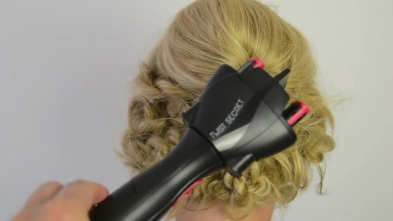 Hair tutorial _ Babyliss Twist Secret TW1100E _ FashionwiseBlog