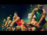 Spin class + disco + boy band = Indoor Cycle Gymnastic World C