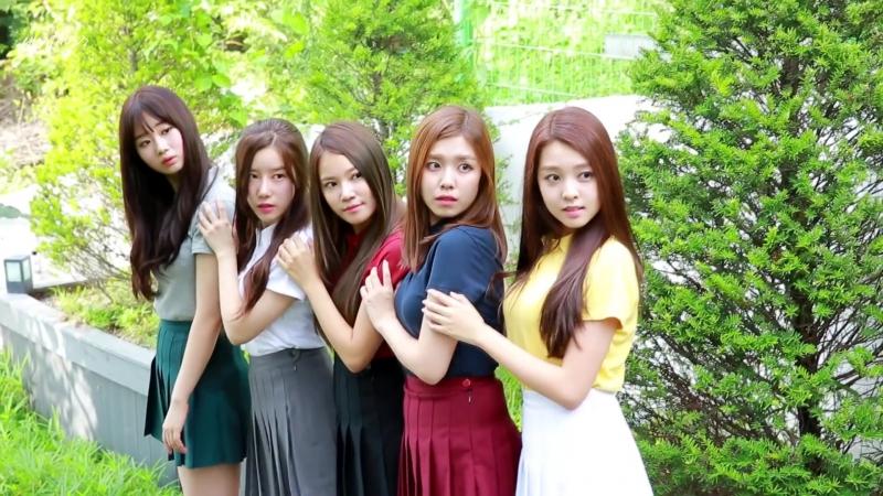 Berry Good (베리굿) - My First Love (내 첫사랑) [JACKET MAKING]