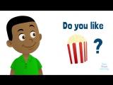 Do You Like Broccoli Ice Cream - english song for kids