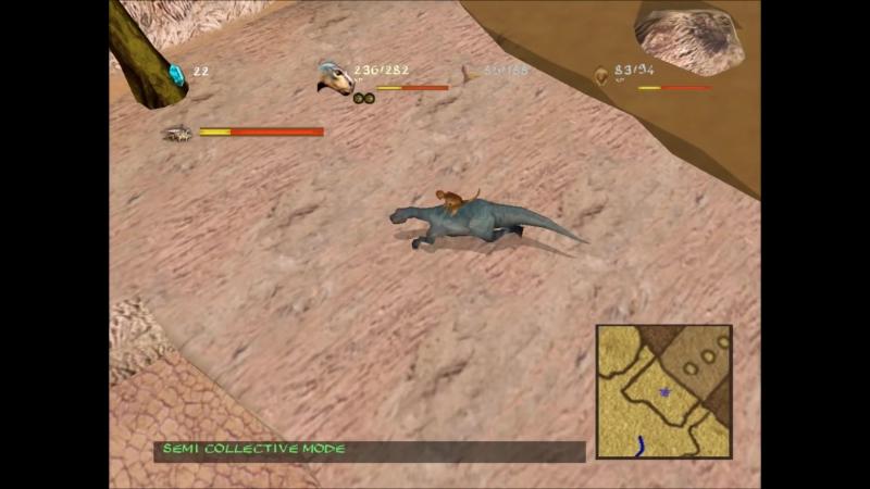 Дисней Динозавр Disney Dinosaur PC game walkthrough - Mission 5