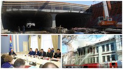 Самара за день: Открытие тоннелей на МШ и пожар в здании бывшего реаль