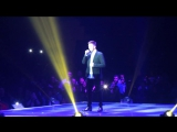 X Factor Tour London O2 Arena - Matt Terry 25-2-2017 One Day Ill Fly Away.