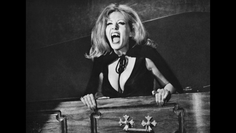 Countess Dracula 1971 / Графиня Дракула (HammerHorror)