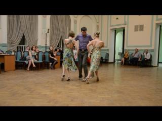 Танго втроем. La Vida del Tango. ТангоВесна - 2017