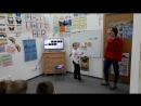 Open lesson - 20.04.17 - Task after watching the cartoon Gogo 8