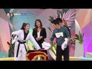 안녕하세요 - 소미 도복을 둘러싼 치열한 경쟁.20161121