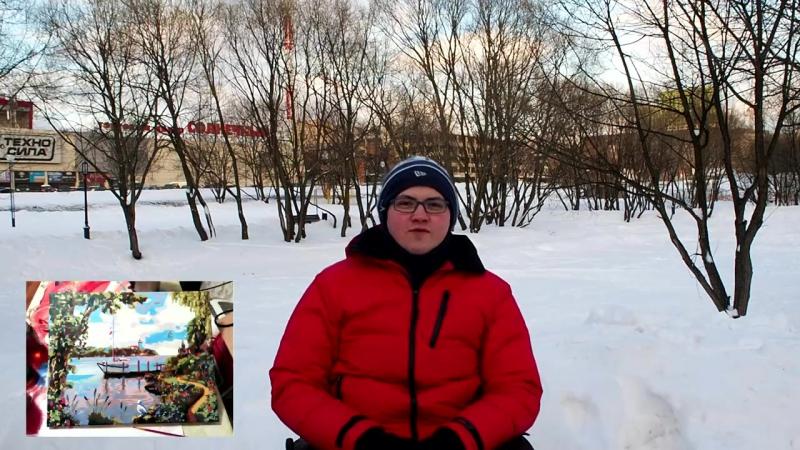 Видеовизитка Ризин Сергей