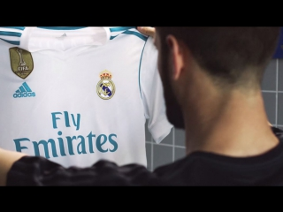 "adidas football. Форма мадридского ""Реала"" 2017/2018"