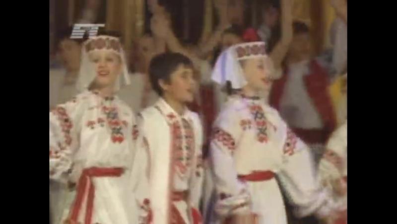 Образцовый ансамбль Сонейка Чубаценькі верабей БТ 200х