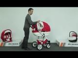 Обзор детской коляски Riko Brano Ecco (Рико Брано Экко)