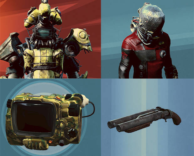 Вышел «Клуб творчества» для Fallout4