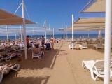 Пляж в 10 утра